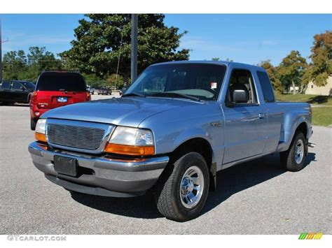 1998 light denim blue metallic ford ranger xlt extended cab 21623374 photo 6 gtcarlot