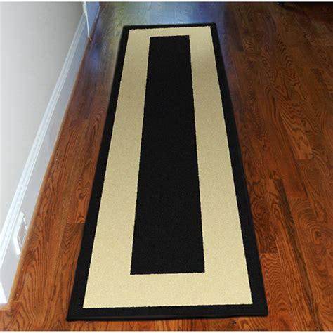 Sr Carpet Runner Black And White   Carpet Vidalondon