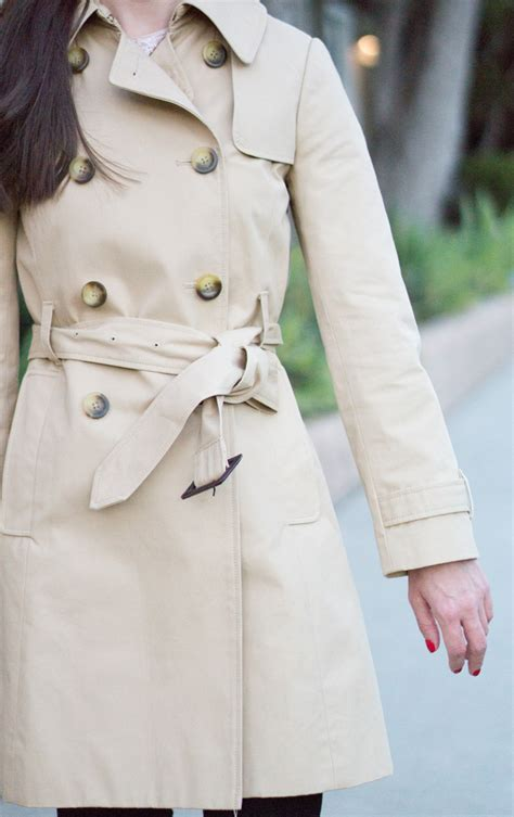 Coat Wardrobe by Trench Coat Wardrobe Essential Revew Friendly Fit