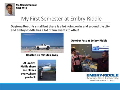 Mba Marketing Programs In Florida by Webinar Ms And Mba Programs From Embry Riddle