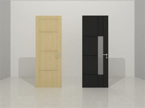 Diskon Door Stop Minimalis Penahan Pintu Door Stop Magnet tutorial sketchup 2015 cara membuat pintu minimalis
