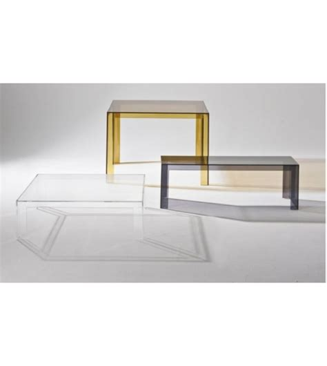 Invisible Coffee Table Kartell Milia Shop Kartell Coffee Table