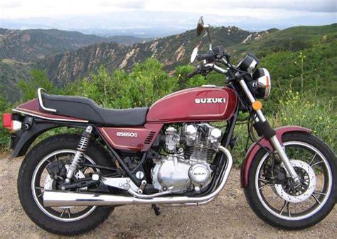 Suzuki Forum 1982 Suzuki Gs650g