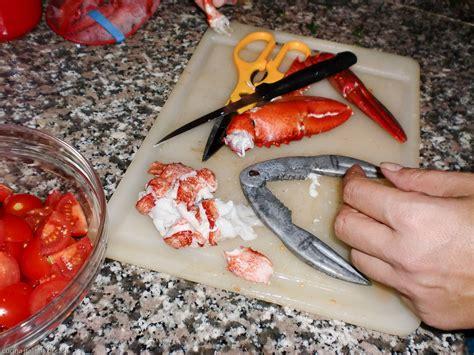 cucinare astice congelato spaghetti con l astice e pomodorini ricette di cucina