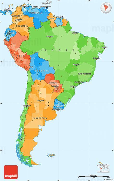 show me map of usa show me a map of south america grahamdennis me