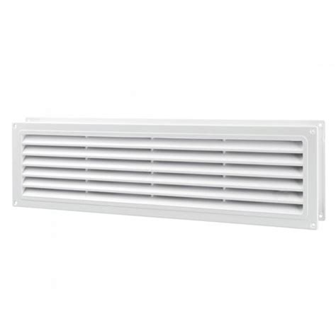 internal bathroom ventilation internal door vent 462mm x 124mm
