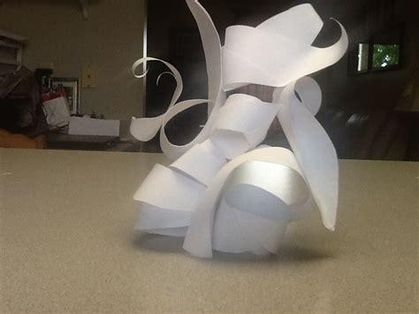 paper sculpture by jrschrader on deviantart