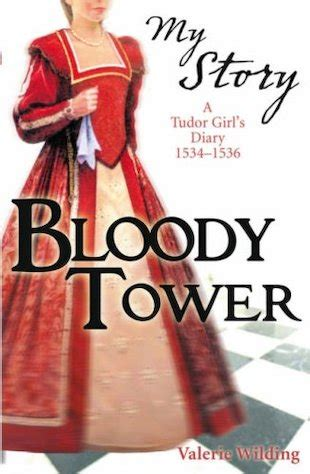 my bloody book reviews for my story bloody tower scholastic club