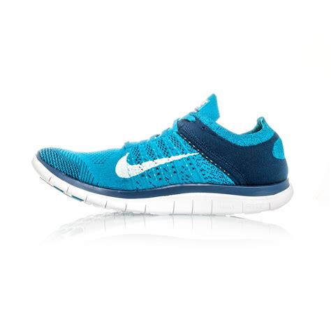 nike 4 0 running shoes nike free flyknit 4 0 mens running shoes neo turquoise