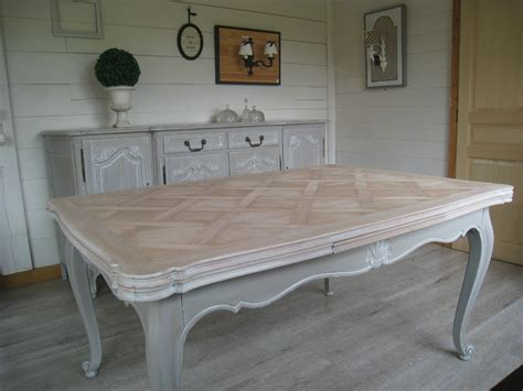 Le Table by Bahut R 233 Gence Relook 233 Et Sa Table Assortie 2 Patines
