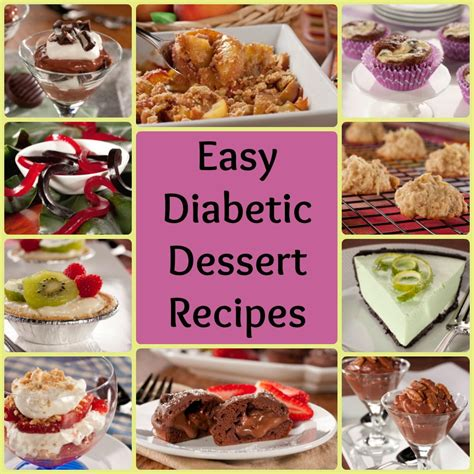 diabetic friendly recipes desserts our 10 easy diabetic dessert recipes