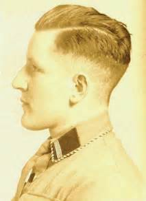 mens german hairstyles wehrmacht cut 1 hair to produce saliva pinterest