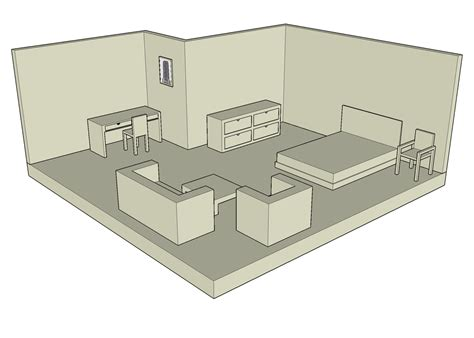 sketchup layout grid sketchup room gallery