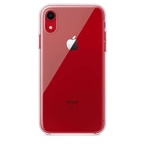 apple begins selling iphone xr clear case costs