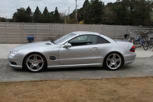 2002 mercedes sl500 amg look with service history