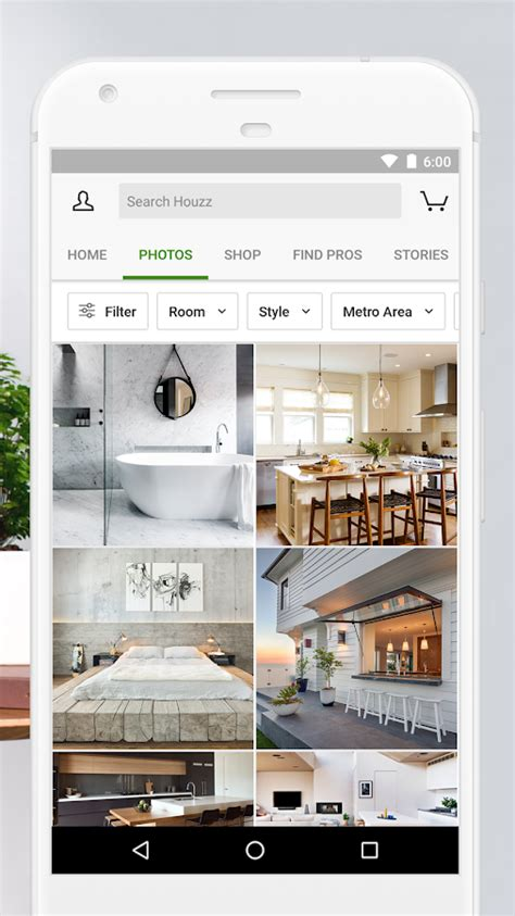 houzz free app houzz interior design ideas android apps on play