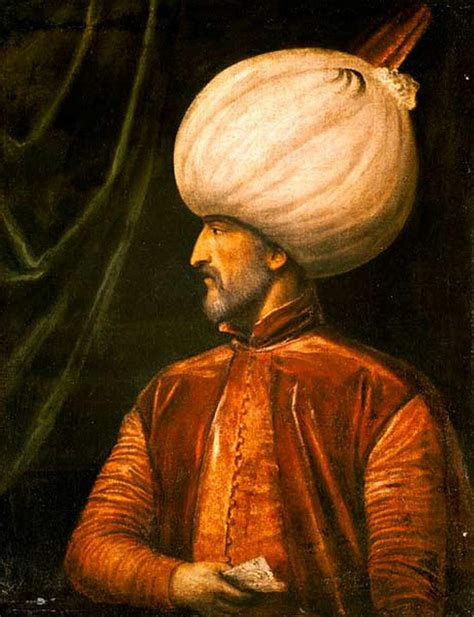 Ottoman Empire Suleiman The Magnificent Suleiman The Magnificent On