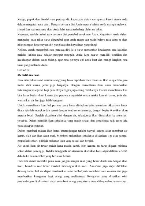 contoh laporan narasi singkat contoh karangan eksposisi mathieu comp sci