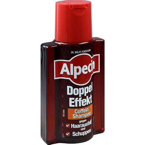 200ml Nr Shoo Protein alpecin doppelt effekt shoo 200 ml pzn 02181135 bei