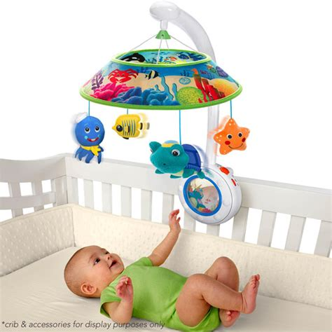Baby Einstein Sweet Sea Dreams Mobile Walmart Com Baby Einstein Crib Mobile