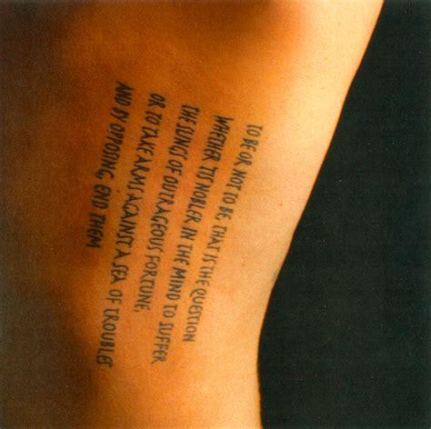 une 233 nonciation sans communication les tatouages scripturaux
