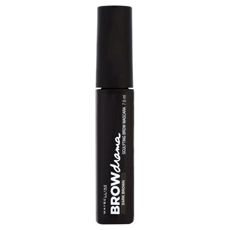 Maybelline Brow Drama Mascara maybelline brow drama eyebrow mascara various shades