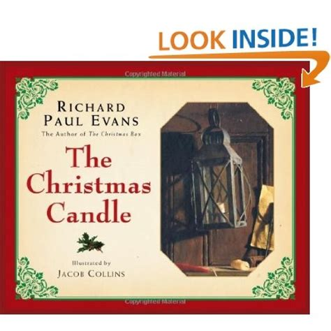 the candle richard paul books
