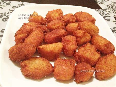 manioc cuisine beignets de manioc du cameroun recette d afrique de l