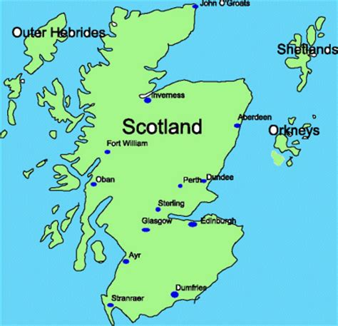 Scotland World Map by We Can Change The World Session 1 What Do We Look At