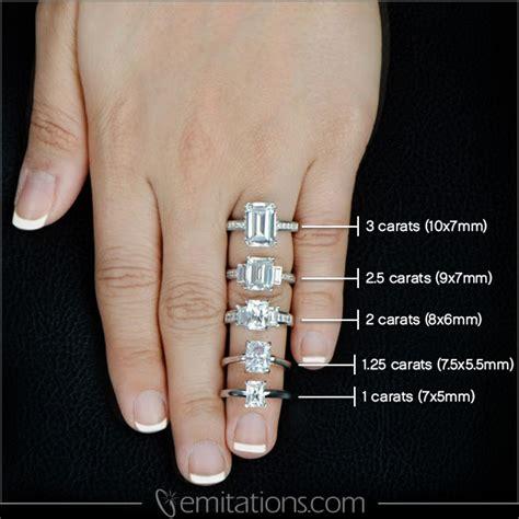 norah s engagement vintage ring emerald cut cz