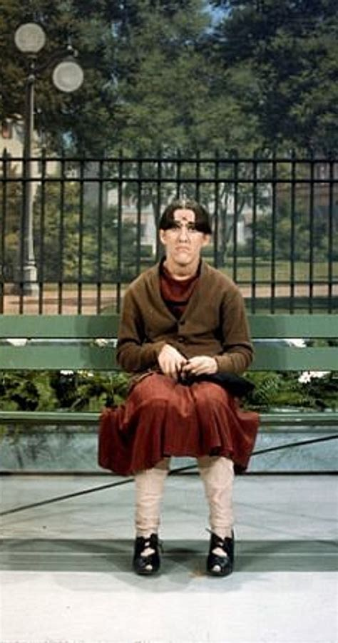 park bench tv show ruth buzzi imdb