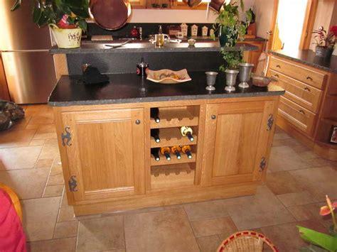 meuble cuisine en chene meuble de cuisine en chene 2 id 233 es de d 233 coration