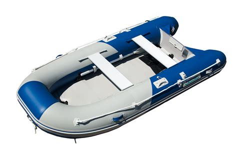 inflatable boats with air deck 11 ft inflatable dinghy w air deck floor aquamarine