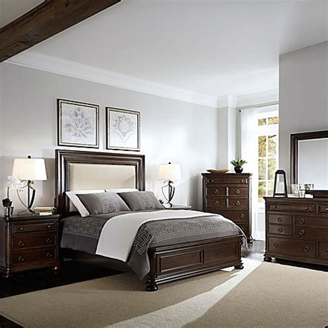 chandler bedroom set pulaski chandler queen 5 piece bedroom set bed bath beyond