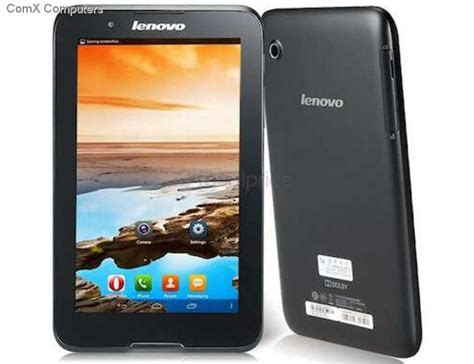 Spesifikasi Tablet Lenovo A3300 Gv specification sheet 59429510 lenovo ideatab a3300 7 quot 8gb wi fi tablet pc