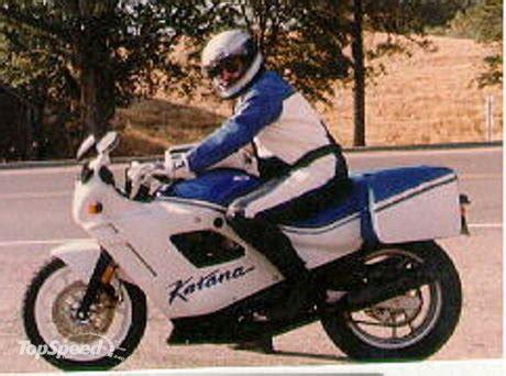 89 Suzuki Katana 600 1989 Suzuki Katana 600 Picture Image By Tag