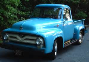 55 Ford Truck Gra S Ford 55 Ford F100 Mint2me