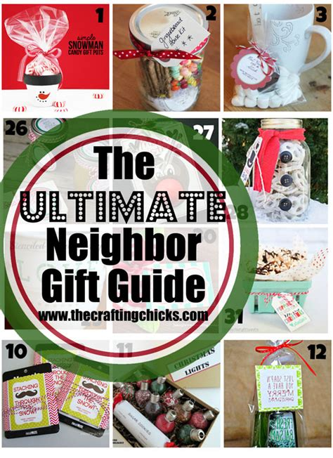 the ultimate neighbor gift guide over 50 great ideas for