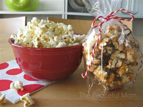 gifts from the kitchen ideas last minute gift idea gourmet butterscotch toffee popcorn