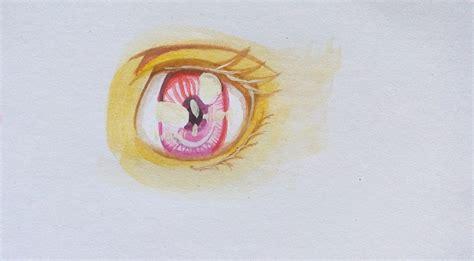 cara mewarnai pohon dengan watercolor mayagami cara mewarnai mata manga dengan watercolor mayagami