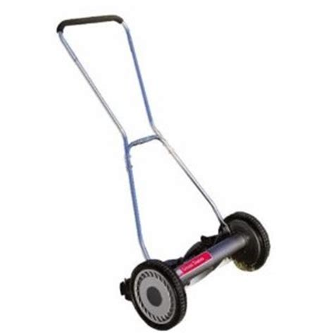 non motorized lawn mower non powered reel lawn mowers reel lawn mowers