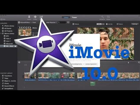 tutorial imovie 10 0 8 imovie 10 0 preview review tutorial 1 tech with ro