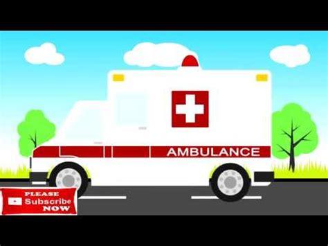 film kartun anak mobil polisi film kartun mobil mainan anak mobil ambulance youtube