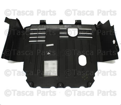 brand new oem mopar 2 brand new oem mopar front belly pan 2011 2015 jeep compass 2 0l 2 4l 68088781ac ebay