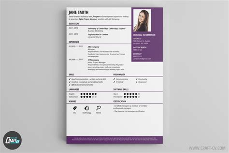 Resume Examples For Industrial Jobs by Cv Maker Professional Cv Examples Online Cv Builder