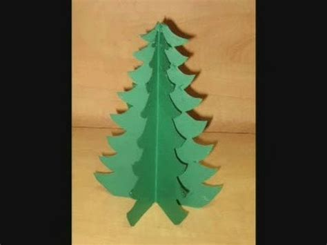 how to make a 3ft cardboard christmas tree how to make a tree from paper
