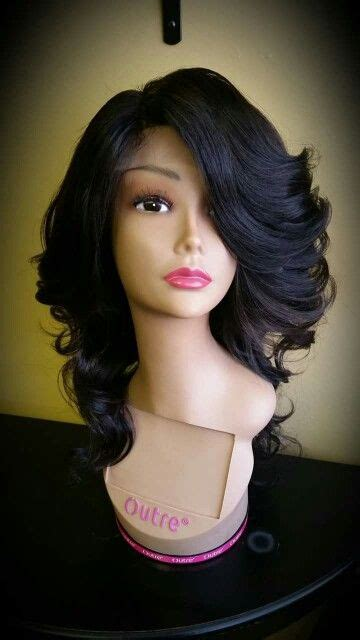 Handmade Wigs - handmade wig available at studio 22 hair salon in jackson