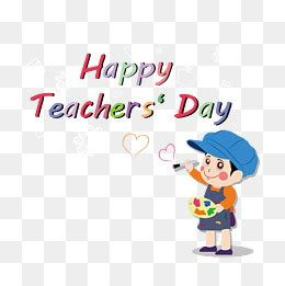 teachers day card template psd happy teachers day png vectors psd and clipart for free