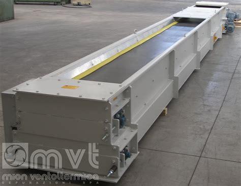 tappeto per nastro trasportatore nastro trasportatore in gomma mion ventoltermica