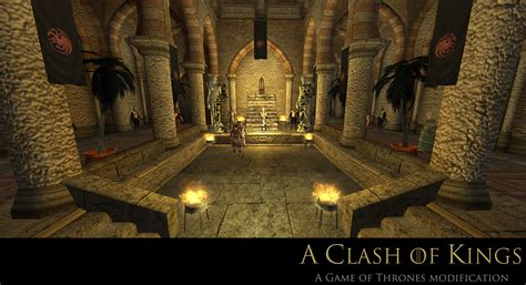 mod game of thrones mount and blade warband daenerys image a clash of kings game of thrones mod